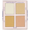 Carter Beauty Mini Highlighter Palette - askderm