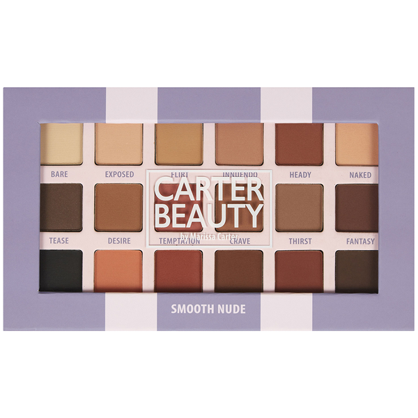 Carter Beauty 18 Shade Eye Palette - askderm
