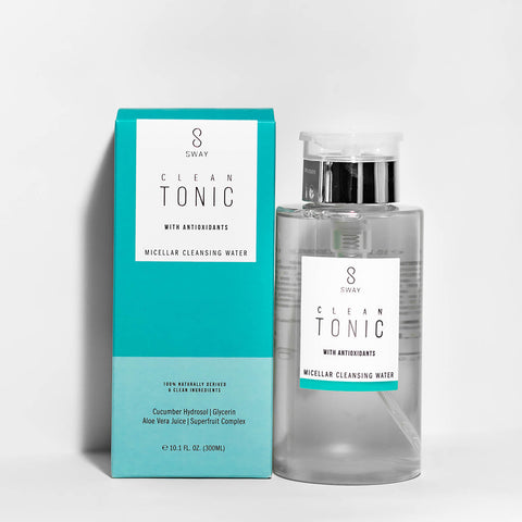 SWAY Clean Tonic - askderm