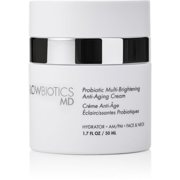 Glowbiotics Probiotic Multi-Brightening Anti-Aging Cream - askderm