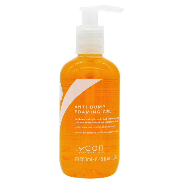 Lycon Anti-Bump Foaming Gel - askderm
