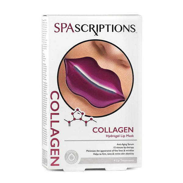 SpaScriptions Hydrogel Lip Masks - askderm