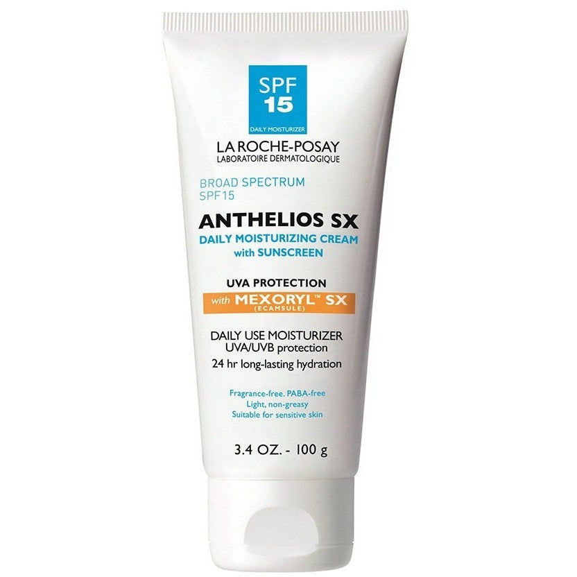 La Roche-Posay Anthelios SX Daily Moisturizing Cream with Sunscreen - askderm