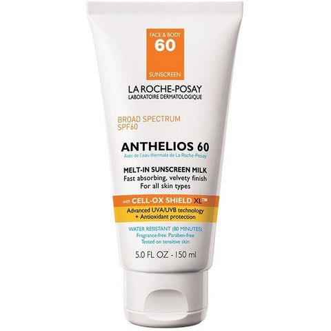 La Roche-Posay Anthelios 60 Melt-In Sunscreen Milk - askderm