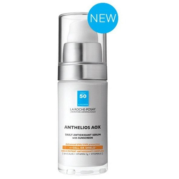 La Roche-Posay Anthelios 50 AOX Daily Antioxidant Serum With Sunscreen - askderm