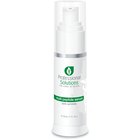 Professional Solutions Multi Peptide Serum - askderm
