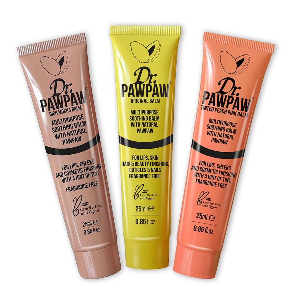Dr. PAWPAW Nude Trio Gift Set - askderm