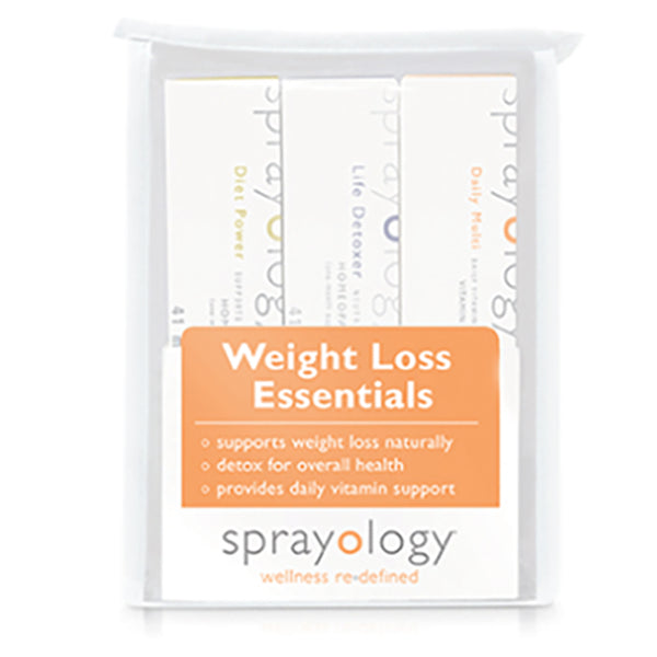 Sprayology Weight Loss Essentials - askderm