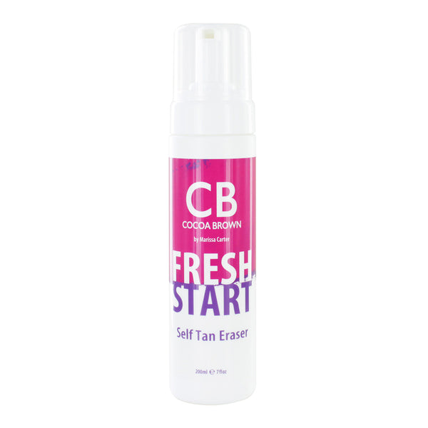 Cocoa Brown Fresh Start Tan Eraser - askderm