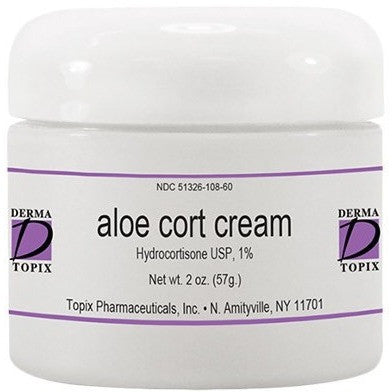 Topix Aloe Cort Cream - askderm