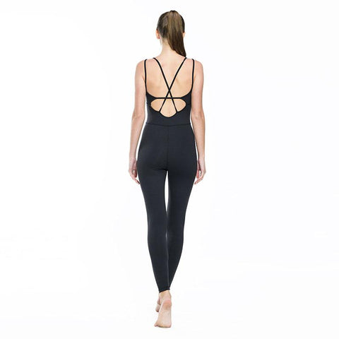NEW: The prettiest girl in town - Black Jumpsuit for special training