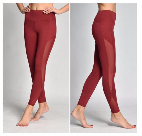 NEW: The color of temptation - Leggings fürs Tanz und Sportabende in 3 verschiedenen Farben
