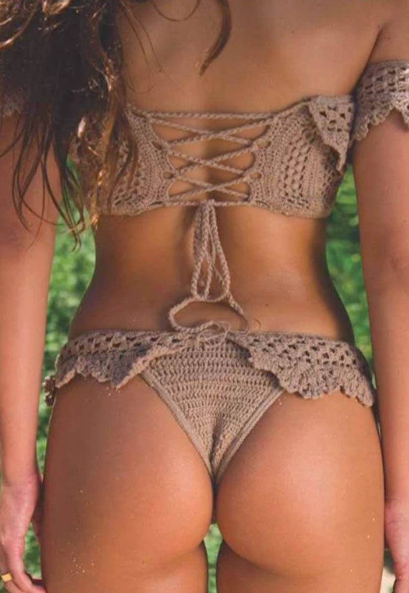Bottom Crochet Bora Bora - Assorted Colors