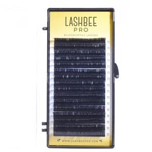 Single-Length Flat Lashes (Foil Back)