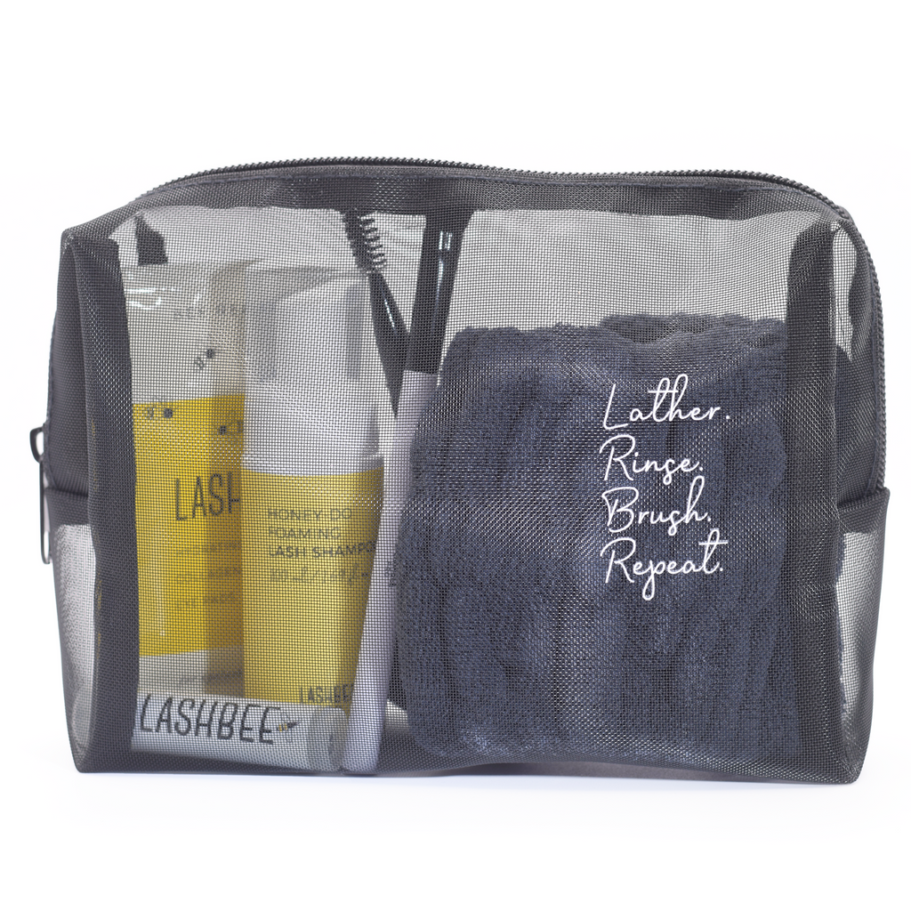 Mesh Aftercare Bag
