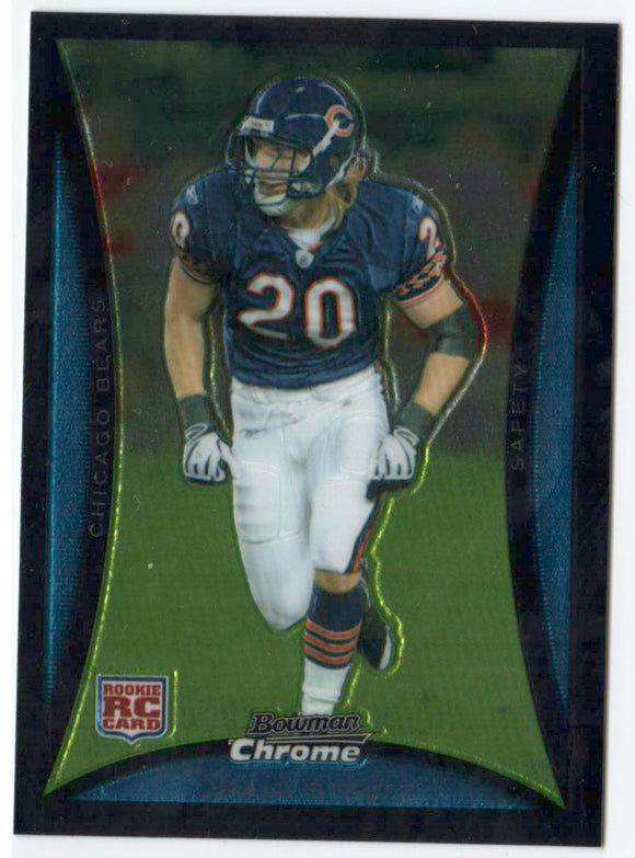 2008 Bowman Chrome Craig Steltz Rookie Card Chicago Bears - JM Collectibles