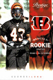2012 Prestige George Iloka Rookie Card Cincinnati Bengals - JM Collectibles