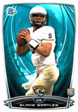 2014 Bowman Blake Bortles Rookie Card Jacksonville Jaguars - JM Collectibles