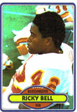 1980 Topps Ricky Bell Tampa Bay Buccaneers - JM Collectibles