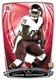 2014 Bowman Deone Bucannon Rookie Card Arizona Cardinals - JM Collectibles