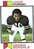1973 Topps LeMar Parrish Cincinnati Bengals - JM Collectibles
