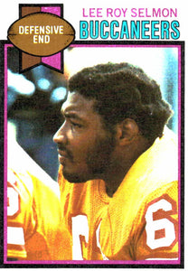 1979 Topps Lee Roy Selmon Tampa Bay Buccaneers - JM Collectibles