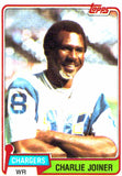 1981 Topps Charlie Joiner San Diego Chargers - JM Collectibles
