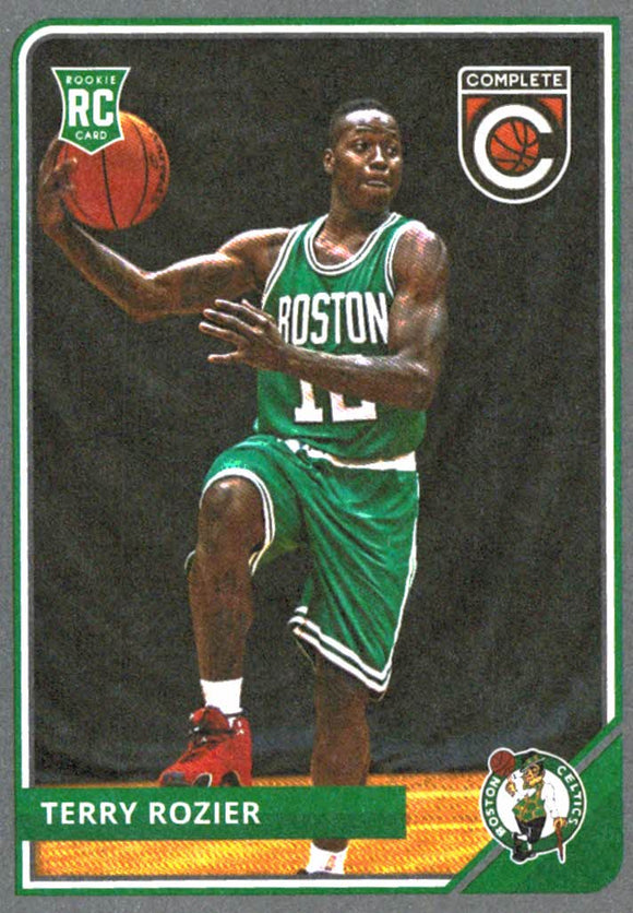 2015-16 Panini Complete Terry Rozier Silver Rookie Card Boston Celtics - JM Collectibles