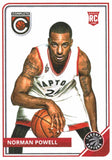 2015-16 Panini Complete Norman Powell Rookie Card Toronto Raptors - JM Collectibles