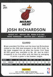 2015-16 Panini Complete Josh Richardson Rookie Card Miami Heat - JM Collectibles