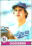 1979 Topps Bob Welch Los Angeles Dodgers - JM Collectibles