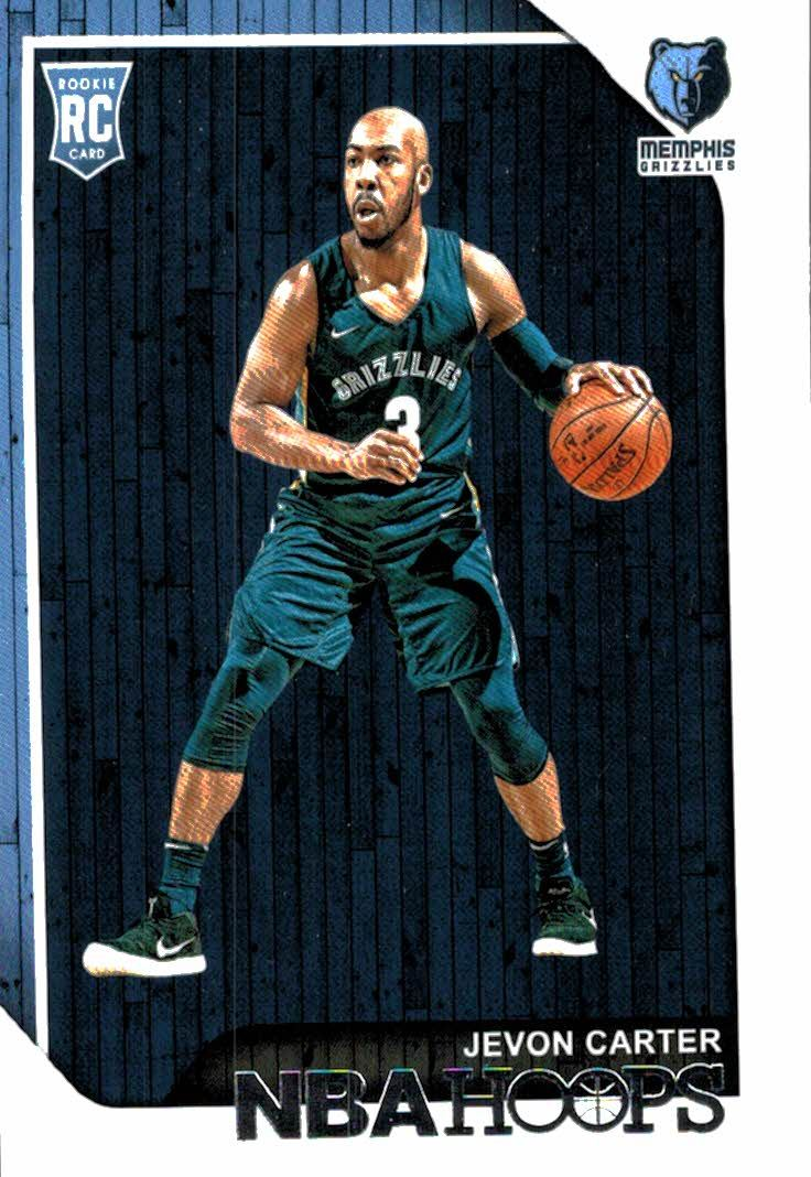 Buy 2018 19 Nba Hoops Jevon Carter Rookie Card Memphis Grizzlies At Jm Collectibles For Only 100