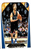 2018-19 Panini Hoops HT Winter Snowflake Dirk Nowitzki Dallas Mavericks