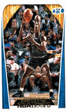 2018-19 Panini Hoops HT Winter Snowflake Shaquille O Neal Orlando Magic