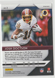 2018 Panini Prizm Prizms Green Josh Doctson Washington Redskins