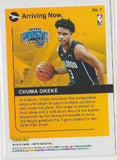 2019-20 Panini Hoops Arriving Now Chuma Okeke Rookie Card Orlando Magic
