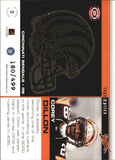 2001 Pacific Dynagon Logo Optics /499 Corey Dillon Cincinnati Bengals