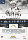 2012 Panini Absolute Philip Rivers San Diego Chargers