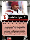 2006 Press Pass Legends /499 Dominique Byrd Arizona Cardinals