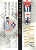 2003 Leaf League Of Nations Chan Ho Park Texas Rangers