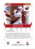 2019 Score Rock Ya Sin Rookie Card Indianapolis Colts