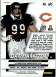 2014 Panini Prizm Prizms Orange Dan Hampton Chicago Bears