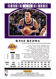 2019-20 Panini Contenders Draft Picks Variations Kyle Kuzma Los Angeles Lakers