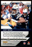 2018 Panini Prizm Prizms Red White Blue Joey Bosa Los Angeles Chargers