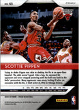 2018-19 Panini Prizm Prizms Red White Blue Scottie Pippen Chicago Bulls