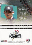 2006 Tristar Prospects Plus Pro Debut Ian Kennedy New York Yankees