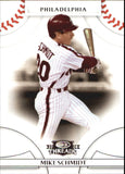 2008 Donruss Threads Mike Schmidt Philadelphia Phillies