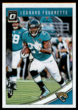 2018 Donruss Optic Leonard Fournette Jacksonville Jaguars