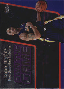 2006-07 Topps Own The Game Kobe Bryant Los Angeles Lakers