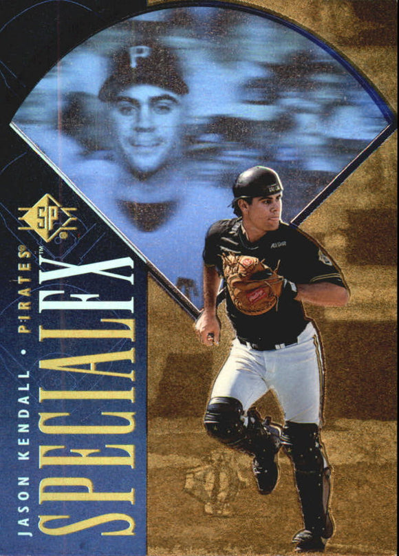 1997 SP Special FX Jason Kendall Pittsburgh Pirates
